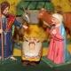 Maria und Krippe_Fundus_Weihnachten_Antiquitäten